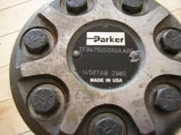 Motor Hidr Ulico Parker Hicomp