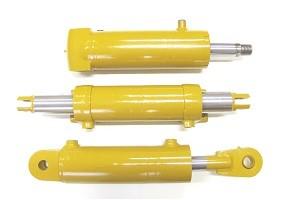 Cilindro hidráulico baixa pressão