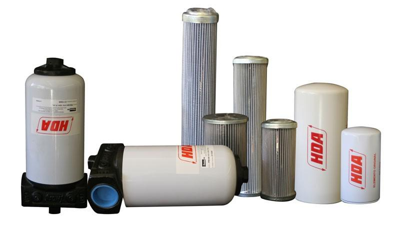 Distribuidor filtros hda