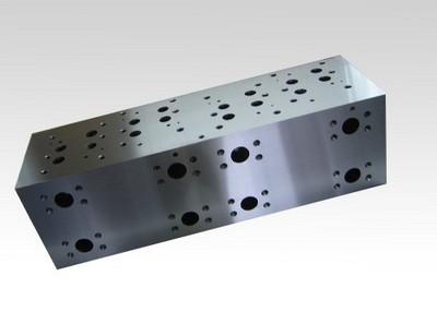 Reparo de bloco manifold