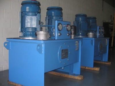 Unidade hidráulica vickers