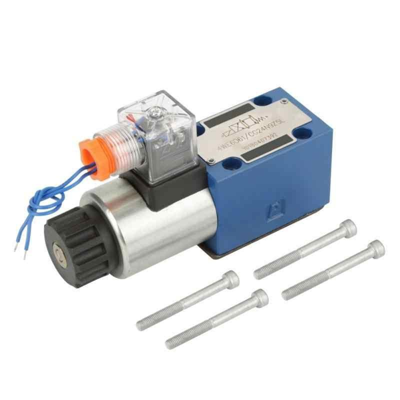Válvula direcional elétrica