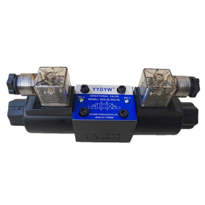 Válvula direcional solenoide