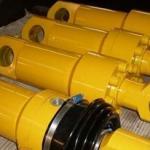Cilindro hidráulico amortecedor