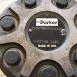 Motor Hidráulico Parker
