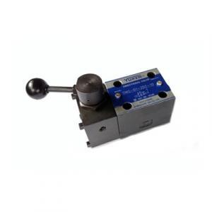 Válvula direcional hidráulica manual